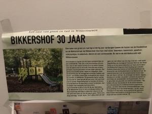 Interview wijkkrant
